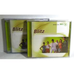 Cd Blitz Série Bis Duplo Novo Lacrado Fabrica Mpb Rock Pop
