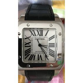 bf6eaa90679 Relogio Cartier Santos Dumont - Relógios no Mercado Livre Brasil