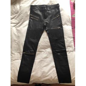 Pantalon De Cuero Mujer Nuevo - Pantalones de Mujer en Mercado Libre ... 2d7f5e3232db