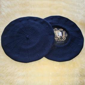 Boina Bakarra Preta - Boinas para Masculino Azul marinho no Mercado ... 6bb8fa801ff