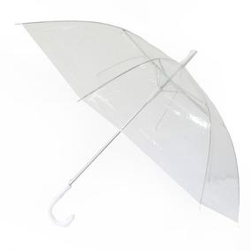 Guarda Chuva Sombrinha Transparente Qualidade Pronta Entrega 9661adb72b7