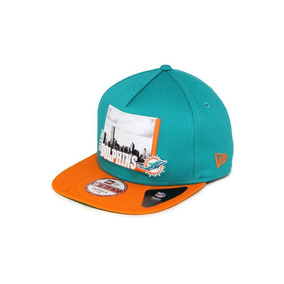 Boné Miami Dolphins City 950 Snapback - New Era a14e625ee9c