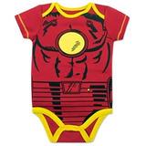 Marvel Iron Man Body Bebe Niño 18 Meses Halloween Original 7d926f60c3ad