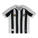 Camisa Umbro Santos Ii 2018 Juvenil