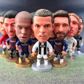 Mini Craque Cristiano Neymar Messi Jogadores (valor/unidade)