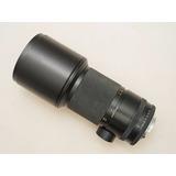 Lente Carl Zeiss Tele Tessar 4 300mm C/y Canon §§