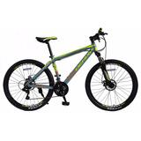 Bicicleta Mtb Aro 26 Rushmore / Grupo Tornado / Volmark
