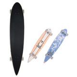 Skate Long Board Para Andar No Calçadão Da Praia Radical 824