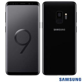 Celular Samsung Galaxy S9 Preto Tela 5,8 4g 128gb 12mp G960