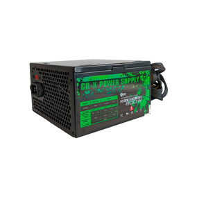 Fonte Gamer Gbx 800w Real Com Cabo