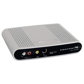 Plextor Px-tv402u Modulo De Captura Externo Usb