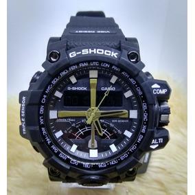 6b37e5318af Relogio G Shock Fundo Dourado - Relógios no Mercado Livre Brasil