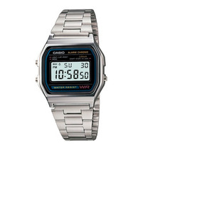 a0cd8672650 Relogio Casio A158wa Digital Leve - Relógio Casio Unissex no Mercado ...