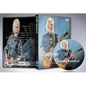 Dvd Randy Bachman - Live At Ottawa Bluesfest 2015