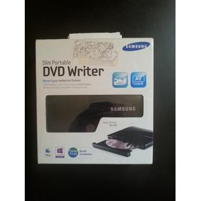 Unidad Cd/dvd Portatil Usb Quemadora Externa Samsung 15$