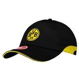 Boné Puma Borussia Dortmund Training Preto
