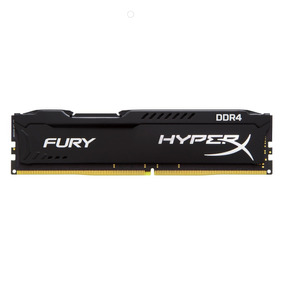 Memória Hyperx Fury 4gb Ddr4 2400mhz Kingston Gamer Original