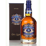 Whisky Chivas Regal 18 Años Botella