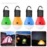 Lâmpada Para Barraca Led,camping Pesca Lanterna Com Gancho