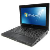 Mini Notebook Dell Dual Core 250gb Wifi Usb Windows 7 Y Mas