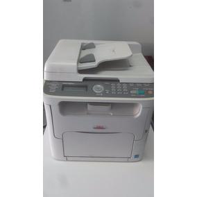 Multifuncional Okidata Mc160n - Laser Colorido Com Toner