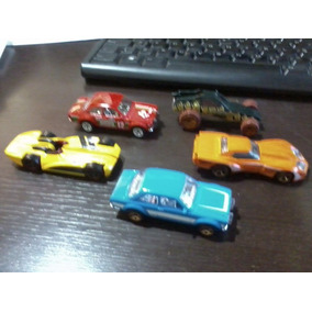 Hot Wheels Lote 5 Minis