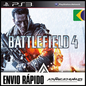 Battlefield 4 Bf4 Dublado - Jogos Ps3 Midia Digital