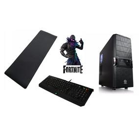 Pc Gamer Armada + Teclado Y Mouse Pad De Regalo