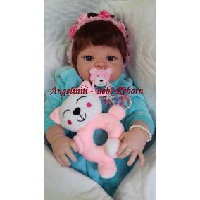 Bebê Reborn Belinha Linda Bebe - Bonecas Reborn no Mercado Livre Brasil a97ec812cd0
