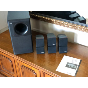 Acoustimass 7 Bose Home Theater Speakers