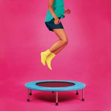 Trampolim Jump Mor 100kg