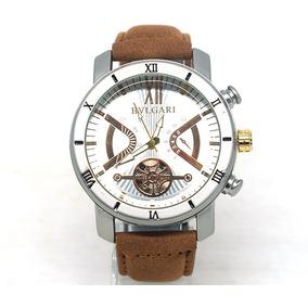 770ae63c85c Relogio Bvlgari - Lançamento Coleção - Relógios no Mercado Livre Brasil