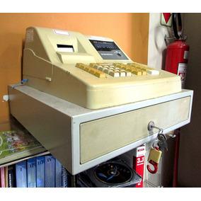 Máquina Registradora Antiga General Original, No Estado