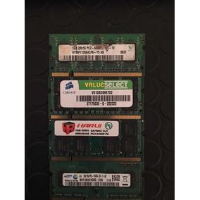 Módulos Memorias Ram Laptop