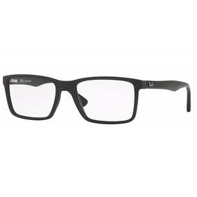 42691341bcfcc Oculos Rayban Lente Transparente Sem Grau - Óculos no Mercado Livre ...