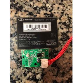 Sensor Tv Hbuster 42
