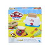Play Doh Kitchen Creations Tostadora Divertida 6 Botecitos.