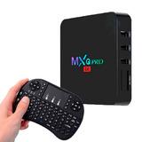 Convertidor Smart Tv Con Android + Mini Teclado Inalambrico