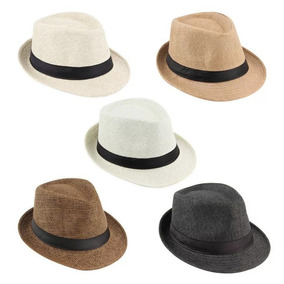 Chapéu Panamá Ausin fedora chemise colonial finos Autênticos ... 8d7895cb22f