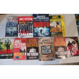 Lote De 10 Libros En Inglés James Patterson