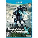 Video Juego Xenoblade Chronicles X Para Nintendo Wii U