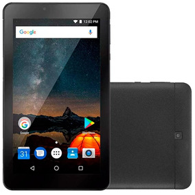 Tablet Multilaser M7-s Tela 7 , Wifi, Android 7.0, 2mp 8gb