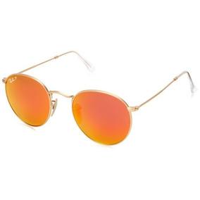 c7ea11be3 Oculos Redondo Laranja De Sol Ray Ban - Óculos no Mercado Livre Brasil