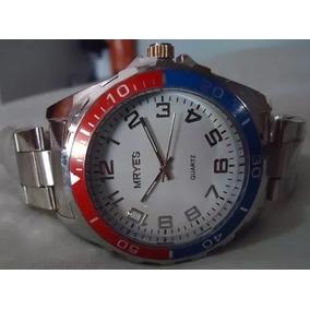 8dc59c98f1d Belissimo Relogio Mryes Todo Em - Relógios De Pulso no Mercado Livre ...