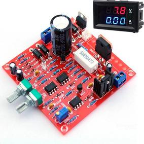Kit Para Montar Fonte De Alimentação 0-30v 3a +voltimetro