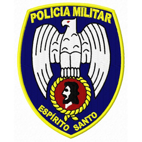Brevê Da Policia Militar De - Patchs Bordados no Mercado Livre Brasil a3e6ce5fd08