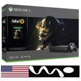 Xbox One X 1tb 4k Edición Especial Fallout 76 Gratis Nuevo