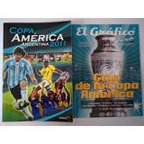 Libro + Suplemento El Gráfico Copa América 2011 D19