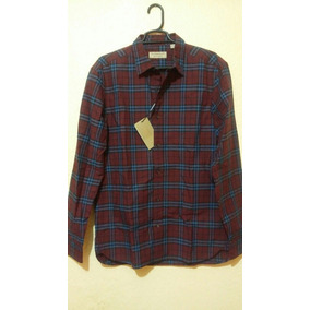 Camisa Burberry Original - Camisas Manga Larga de Hombre en Mercado ... 32dd73978cd33