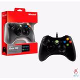 Control Xbox 360 Para Pc Y Laptop Alambrico Conexion Usb Xtc